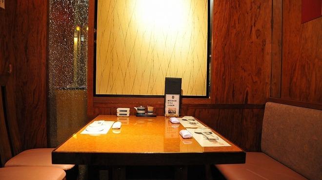 野郎寿司 - 内観写真:3~4名の個室
