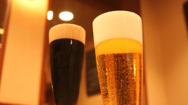 ソーセージレストランSMOKY - 料理写真:☆ビール☆
