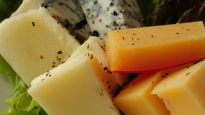 wabisuke - 料理写真:チーズ盛り