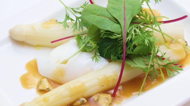 にき亭 - 料理写真:アスパラ
