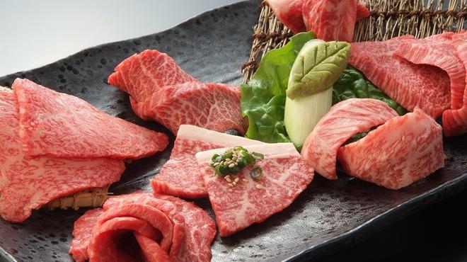 焼肉問屋 横浜醍醐 - 料理写真:匠7種盛