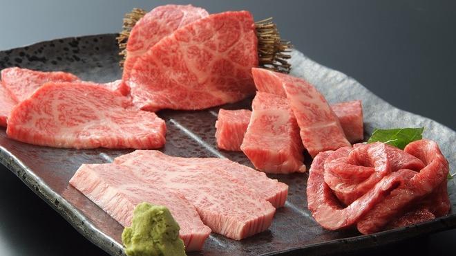 焼肉問屋 横浜醍醐 - 料理写真:特選5種盛