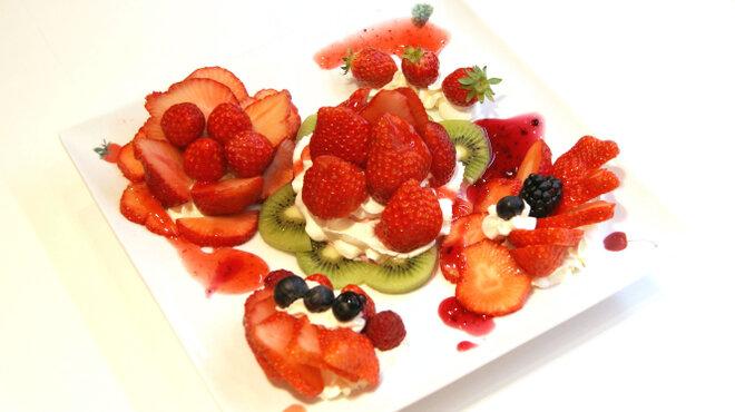 果実園 - 料理写真:スイーツ一例