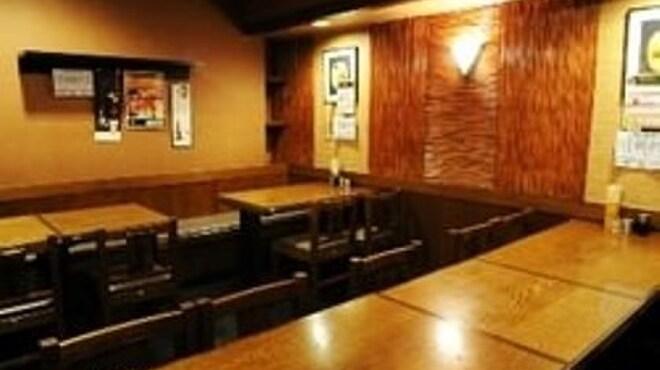 串エ門 - 内観写真:ゆったり空間で一献!13~20名様迄の個室です