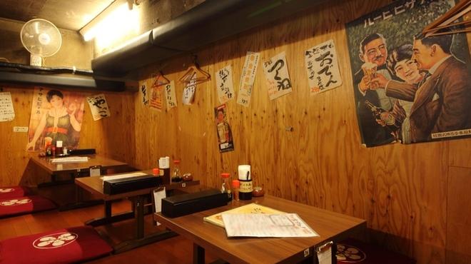 炭火焼鳥 たまどん - 内観写真:2Fロフト席のお座敷は18名様までの飲み会・宴会が可能!