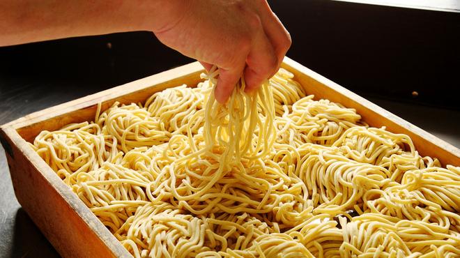 大ふく屋 - 料理写真:大ふく屋特製麺を使用。