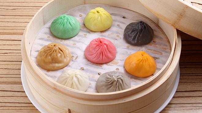 パラダイス ダイナシティ - 料理写真:おすすめ 8種小籠包  1,520円
