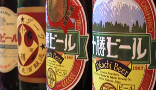 どさんこ食堂 - 料理写真:個性豊かな味わいの北海道ビールもご用意しております。その他、北の大地より取り寄せたお酒多数ご用意しておりますので是非ご賞味くだださいませ♪