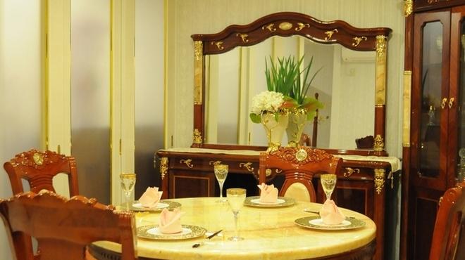都 - 内観写真:VIPルーム
