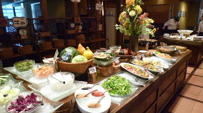 葡萄の杜 互談や - 料理写真:たくさんの種類の料理をご用意しています!