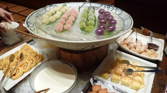 葡萄の杜 互談や - 料理写真:別腹のデザートも豊富にご用意!