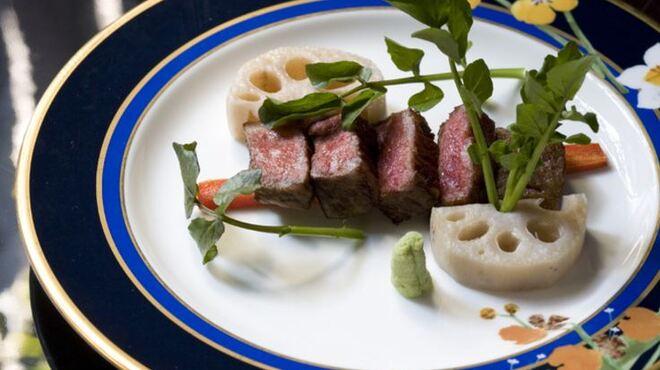 国登録文化財 二木屋 - 料理写真:お肉料理