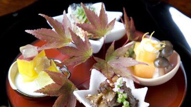 国登録文化財 二木屋 - 料理写真: