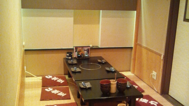どすこい酒場玉海力 - 内観写真:個室もご用意しております