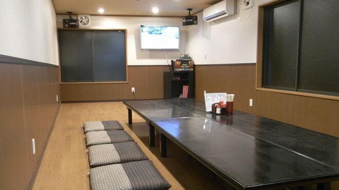 久助 - 内観写真:最大25名様まで入るカラオケ個室ルームがお薦めです!!!