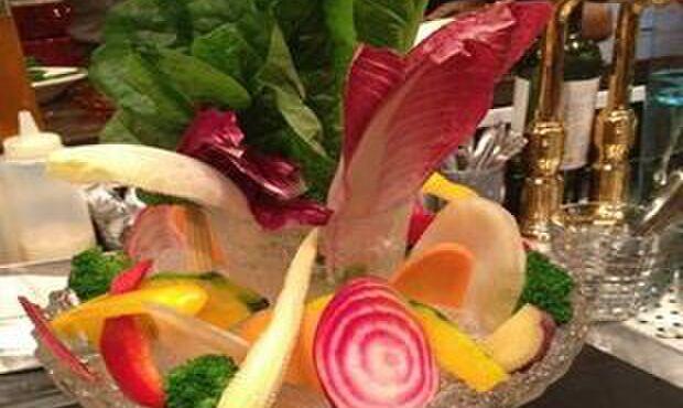 渋谷道玄坂ドラエモン - 料理写真:お野菜もたっぷりお楽しみいただけます
