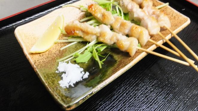 まつもと - 料理写真:やんばる若鶏の手羽串焼き