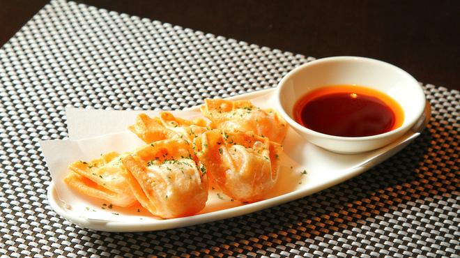 ばりすた - 料理写真:えび餃子