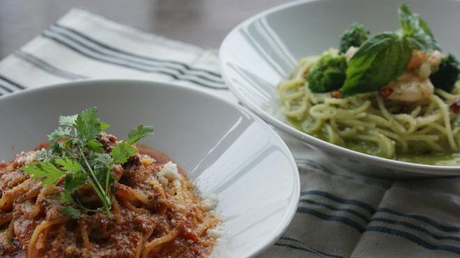 SUZU CAFE - 料理写真:しっかりと食事が出来るようにパスタも充実しております。