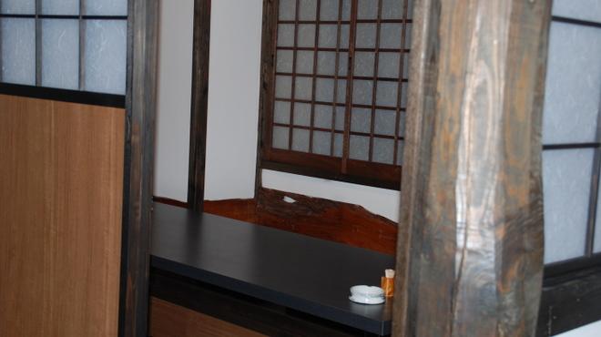 くし処かぐら大橋店 - 内観写真:堀コタツ個室