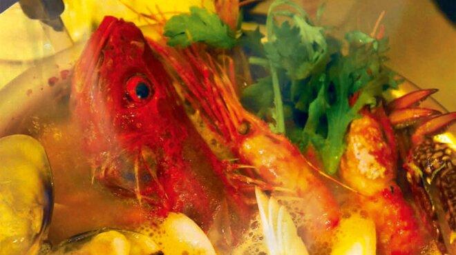魚河岸 魚◯本店 - 料理写真:素材の味がぎゅっと詰まっています
