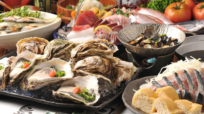 主水 - 料理写真:島根直送の新鮮な魚をぜひご堪能ください!!
