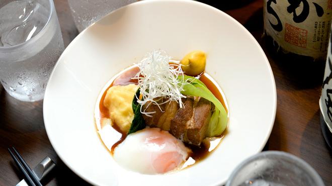 恵比寿BAR - 料理写真:鮮魚だけでなく野菜も契約農家より直送しています