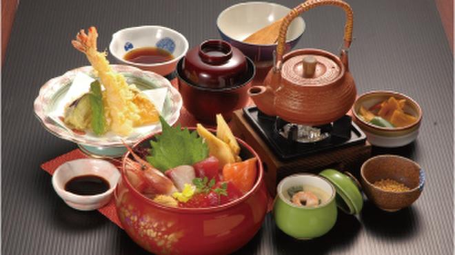 和食処 まさご - 料理写真:まさご海鮮御膳