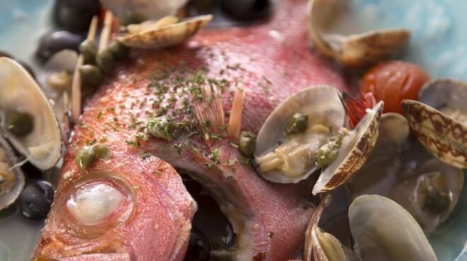 海風土 - 料理写真:料理写真