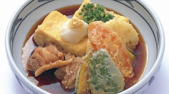 山賊鍋 - 料理写真:山賊トーフ