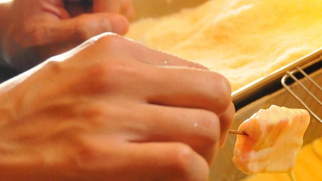 翠風 - 料理写真:一本一本丁寧に仕上げます!