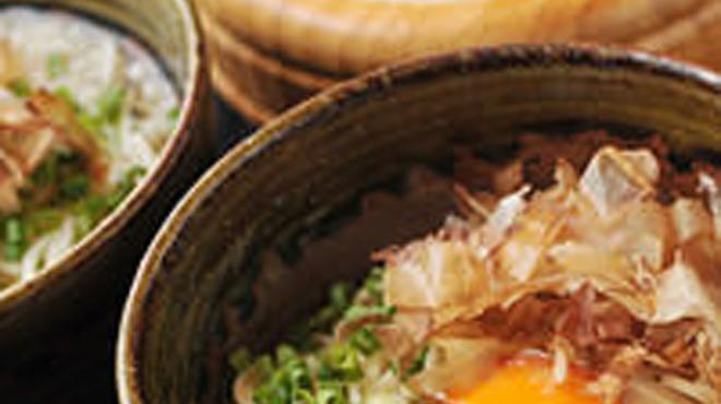 翠風 - 料理写真:日本の三大うどんのひとつ、五島列島 直送の「五島うどん」