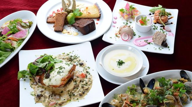 TAGEN DINING CAFE - 料理写真:コース料理(イメージ)