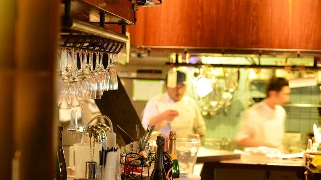 TAGEN DINING CAFE - 内観写真:キッチン(イメージ)