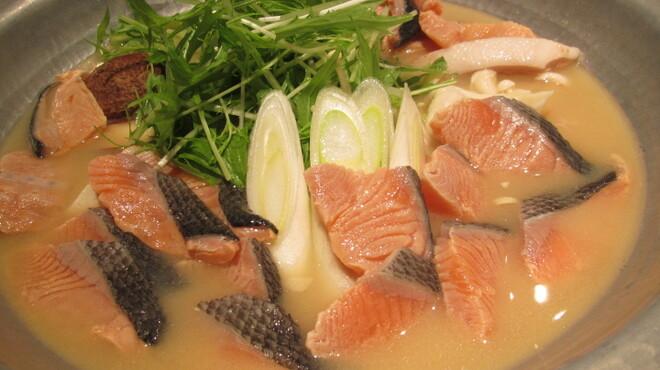 開陽亭 - 料理写真:出汁がたっぷり出た♪海鮮鍋も!
