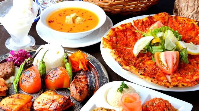 イスタンブール スルタン - 料理写真: