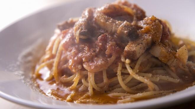 イタリア食堂 キャリー - 料理写真:ペスカトーレ