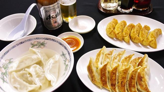 香蘭 - 料理写真:餃子各種
