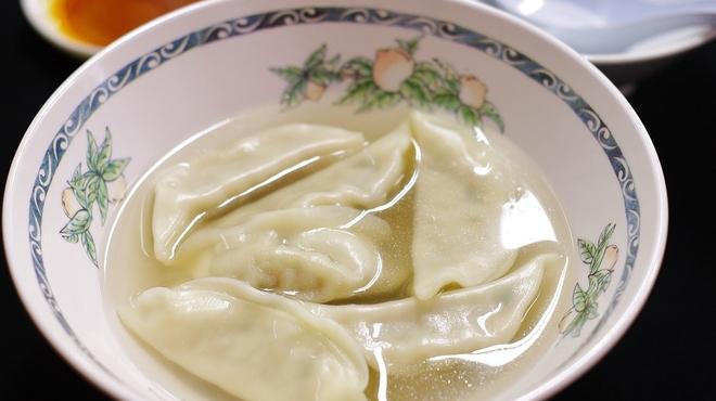 香蘭 - 料理写真:水餃子