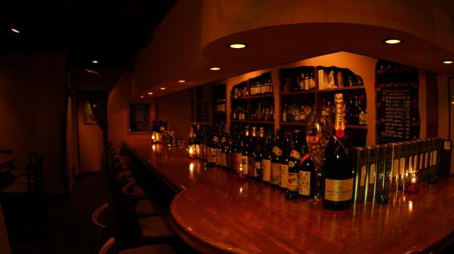 横浜スタイル カクテル&ワインBAR グラン・カーヴ - メイン写真: