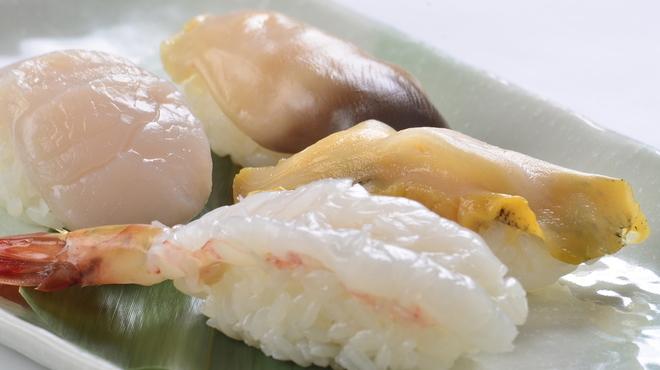 函太郎 - 料理写真:噴火湾の恵み。。素材の味をそのままに