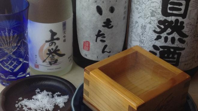 春夏秋冬 - 料理写真:こだわりの日本酒、焼酎
