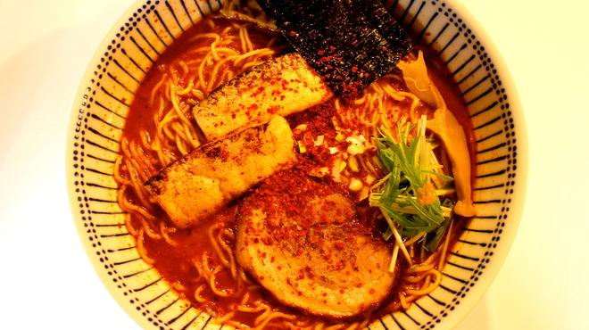中華そば とんび - 料理写真:辛そば650円