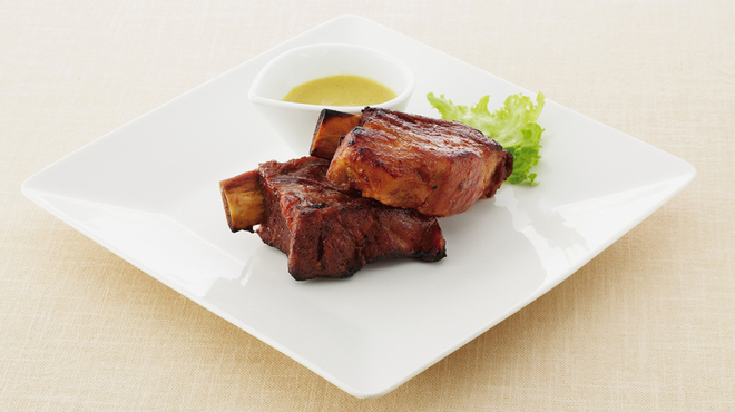 豚肉創作料理 やまと - 料理写真:スペアリブ