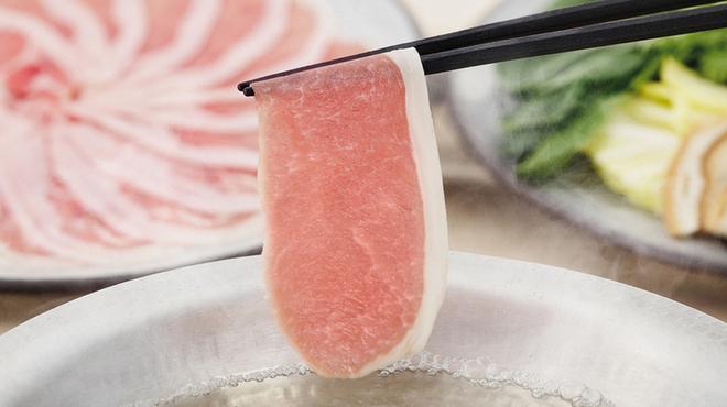 豚肉創作料理 やまと - 料理写真:コラーゲンしゃぶ鍋UP