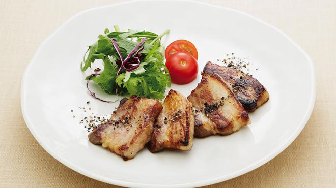豚肉創作料理 やまと - 料理写真:米らぶ蜂蜜焼き黒胡椒