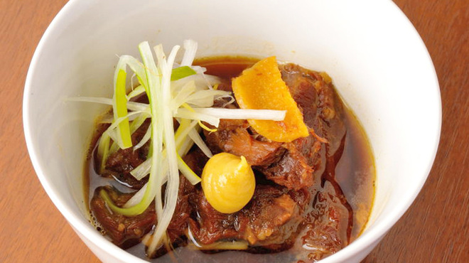 伊達の牛たん本舗 - 料理写真:牛たんやわらか煮