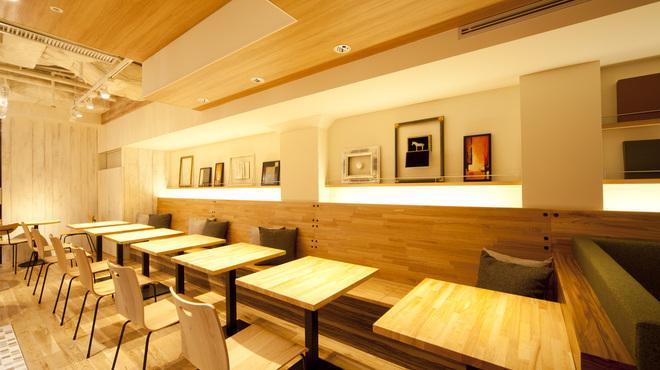 ベシャメルカフェ - メイン写真: