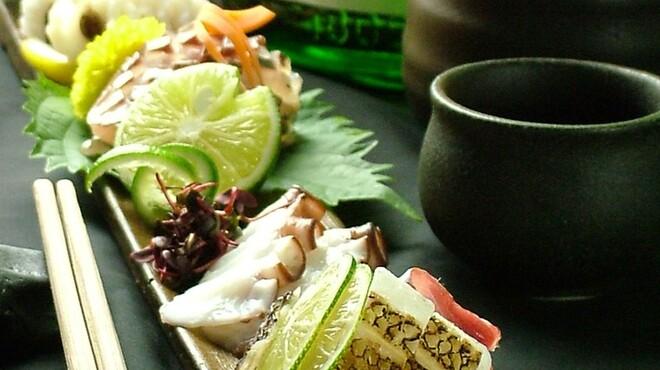 山暖 - 料理写真:日本酒との相性も抜群
