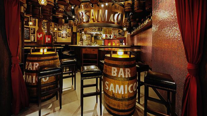 Yakitori&wine Barsamico - メイン写真: